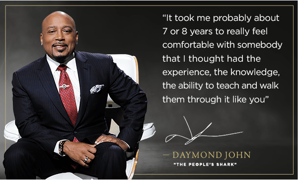 Daymond John Weekly Windfalls